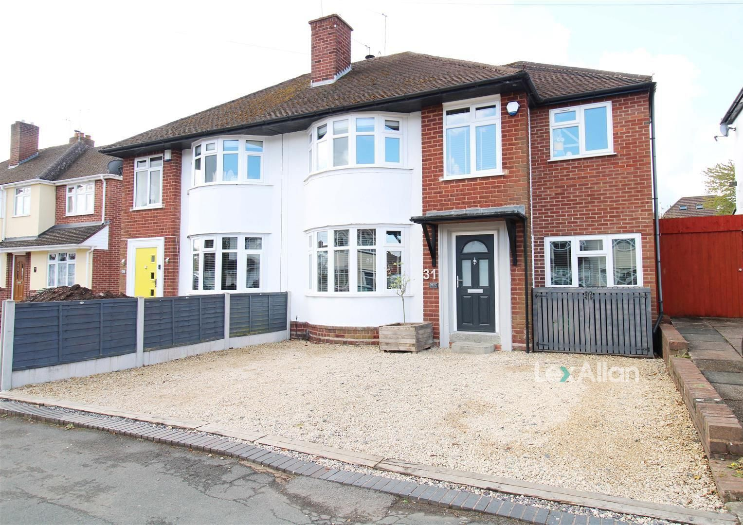 4 bed semi-detached for sale in Norton, DY8