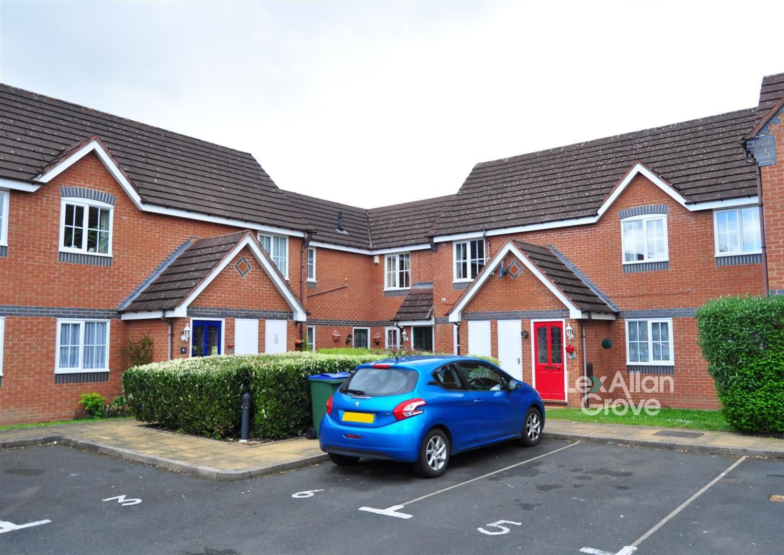 1 bed flat for sale, B64