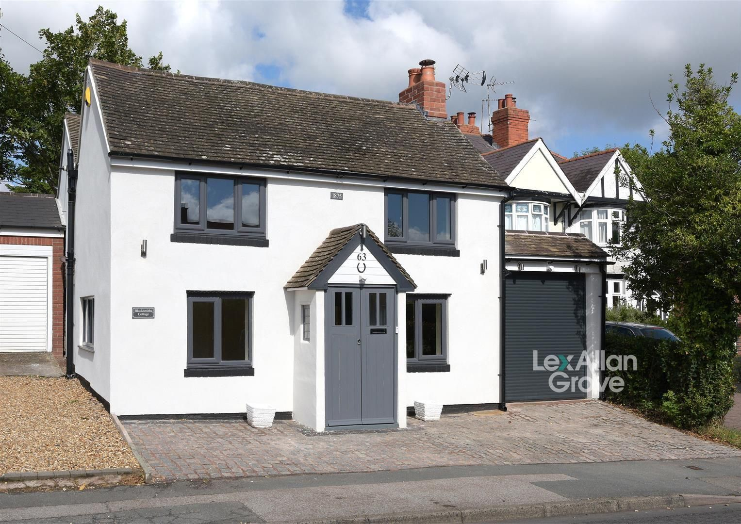 3 bed detached for sale in Romsley, B62