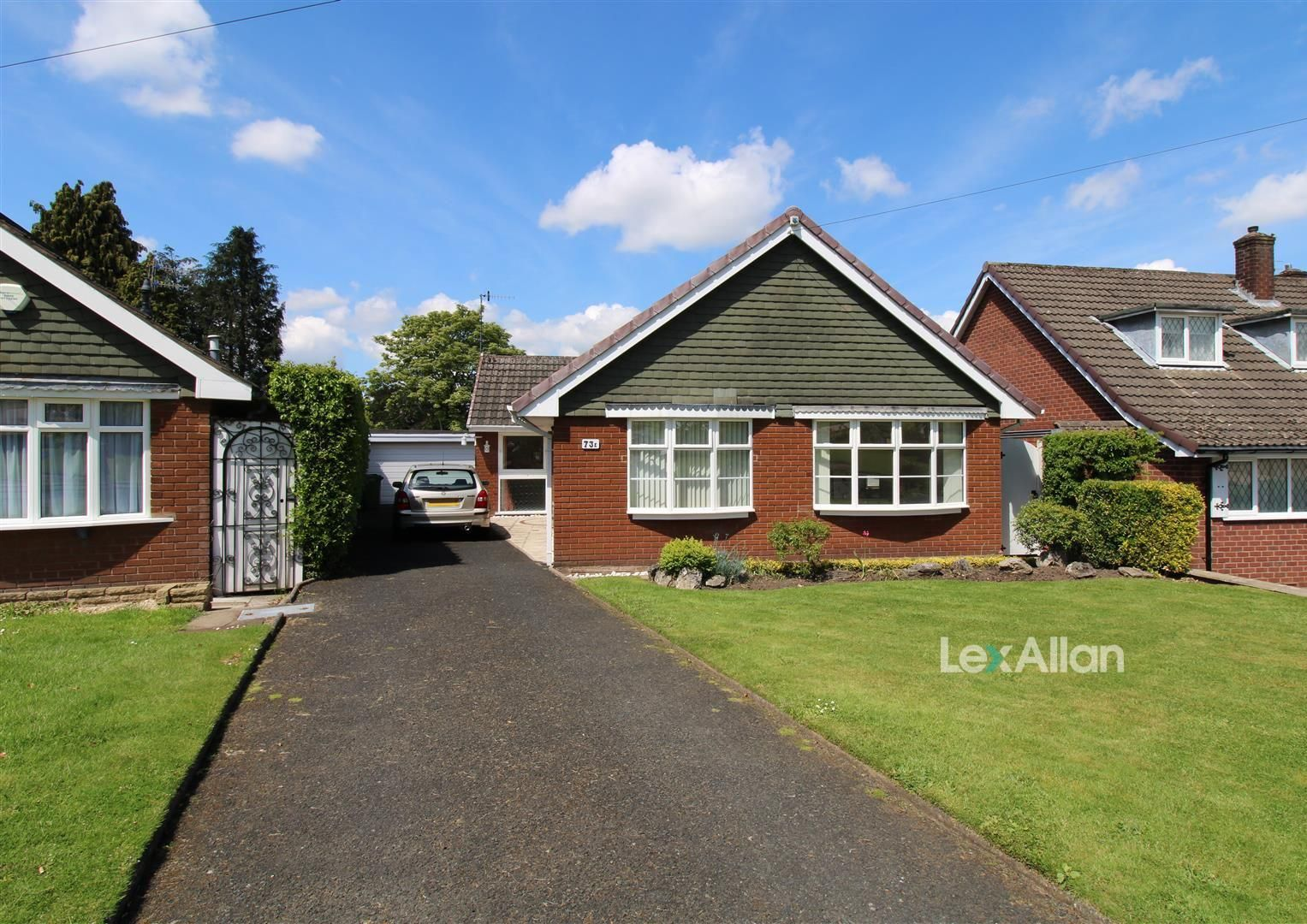 2 bed detached-bungalow for sale in Pedmore, DY9