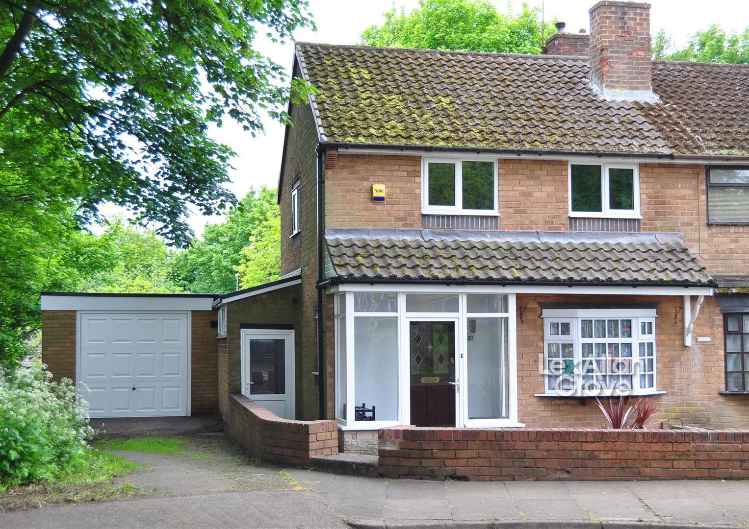 2 bed semi-detached for sale, B64
