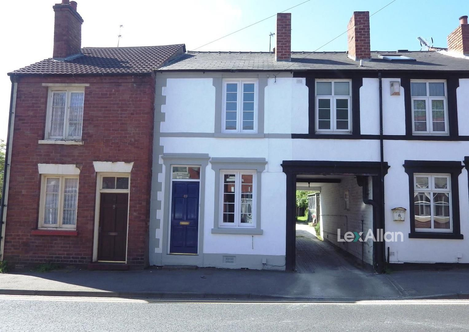 2 bed terraced for sale in Oldswinford, DY8