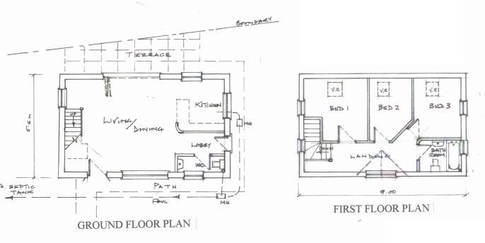 3 bed detached for sale in Chaddesley Corbett - Property Floorplan