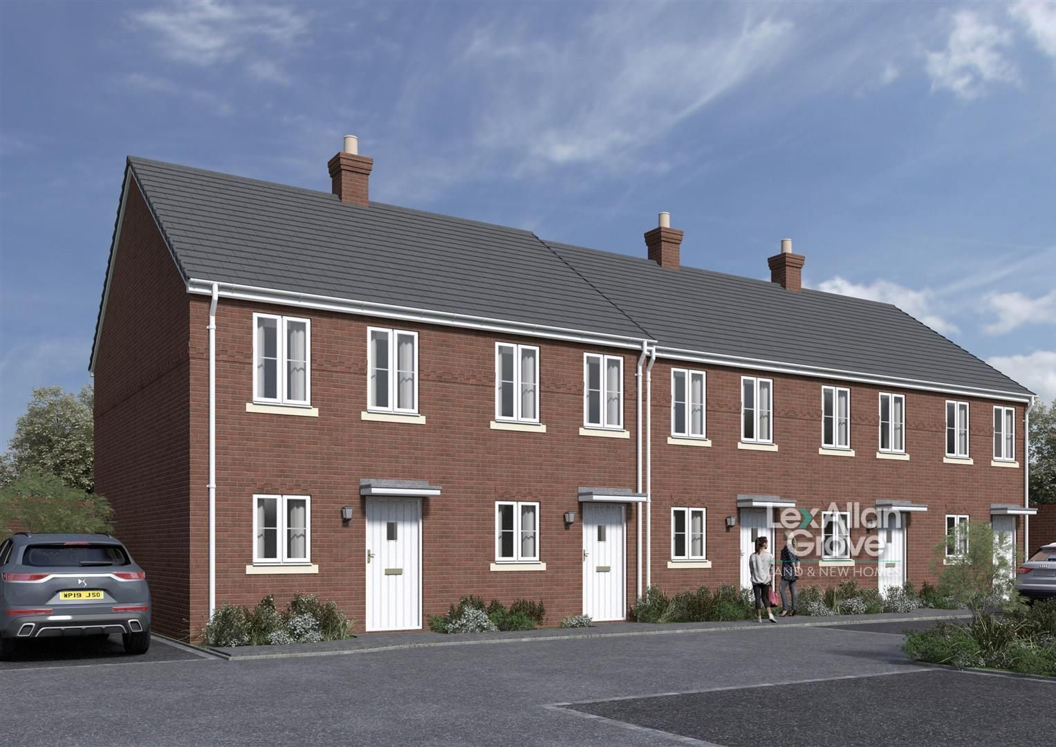 2 bed end-of-terrace for sale, DY8
