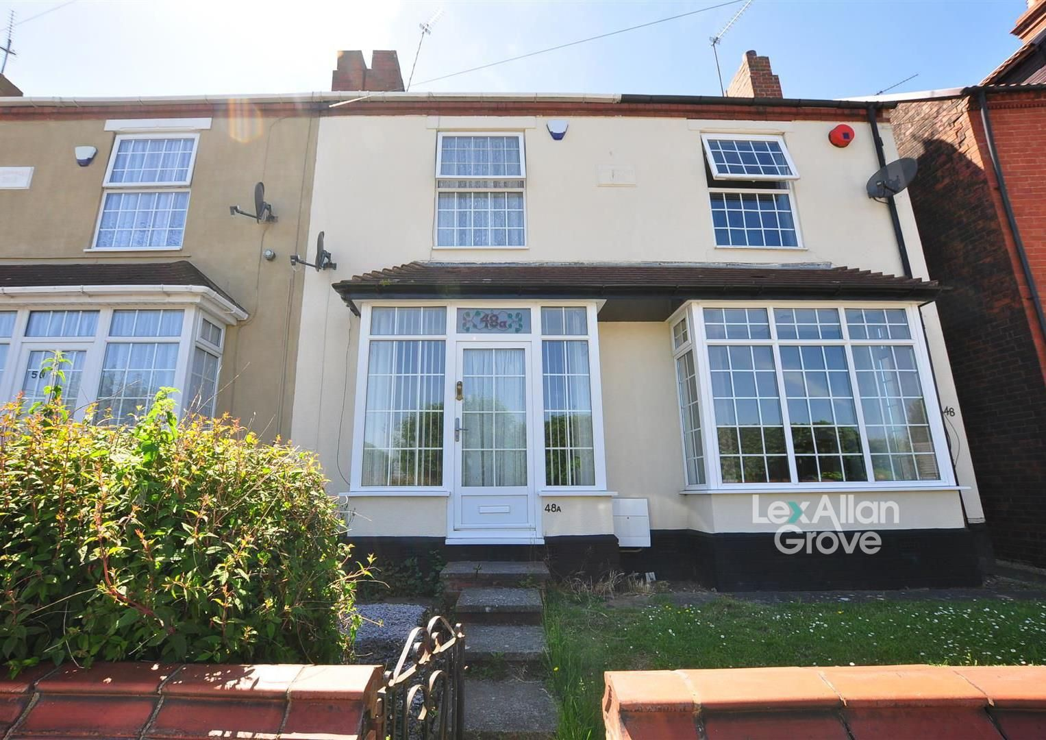 2 bed terraced for sale, B63