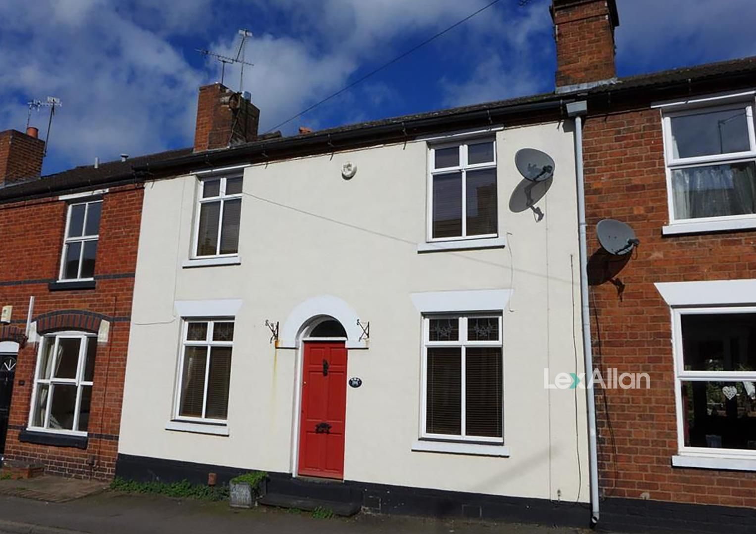 2 bed terraced for sale in Old Quarter, DY8