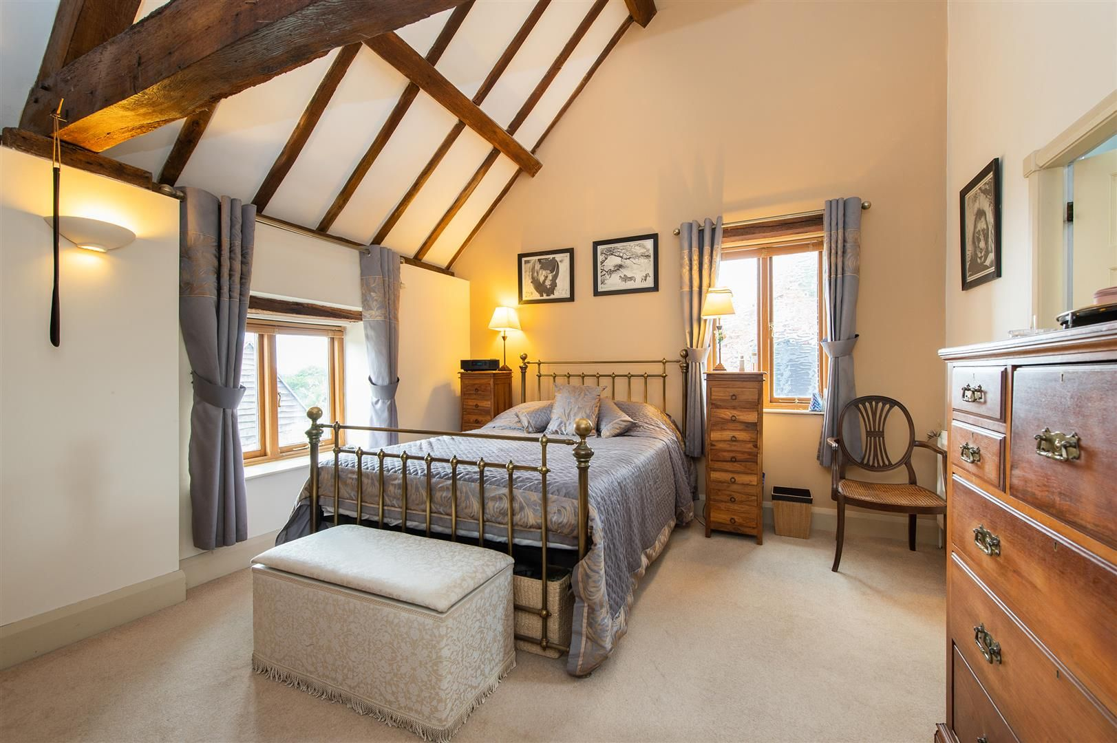 4 bed barn-conversion for sale in Wolverley  - Property Image 16