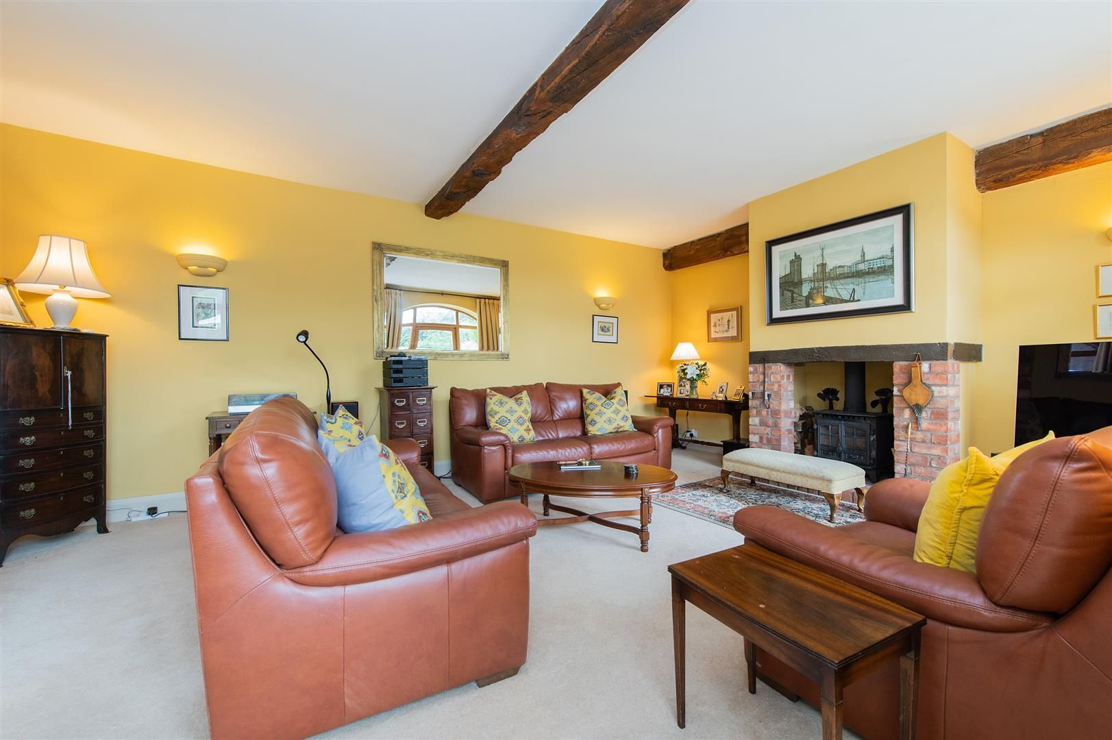 4 bed barn-conversion for sale in Wolverley  - Property Image 6