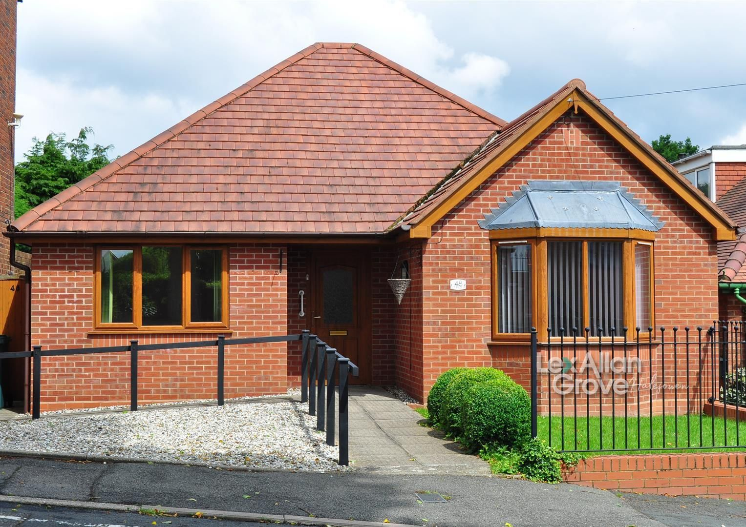 2 bed detached-bungalow for sale  - Property Image 1