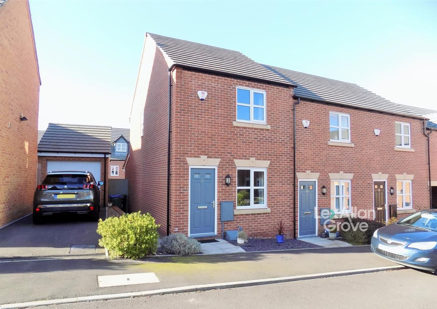 2 bed end-of-terrace for sale, B69