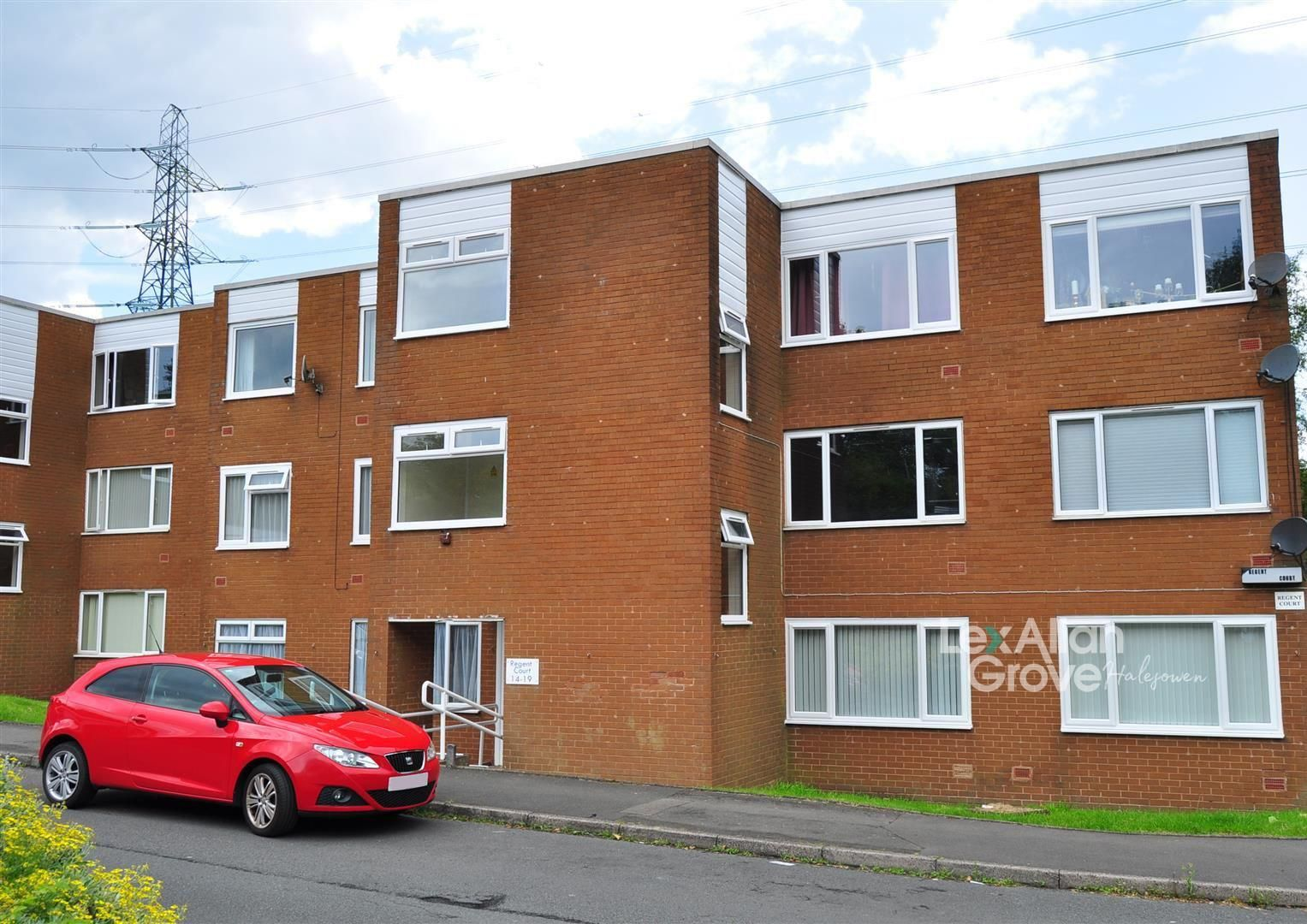 2 bed flat for sale, B62