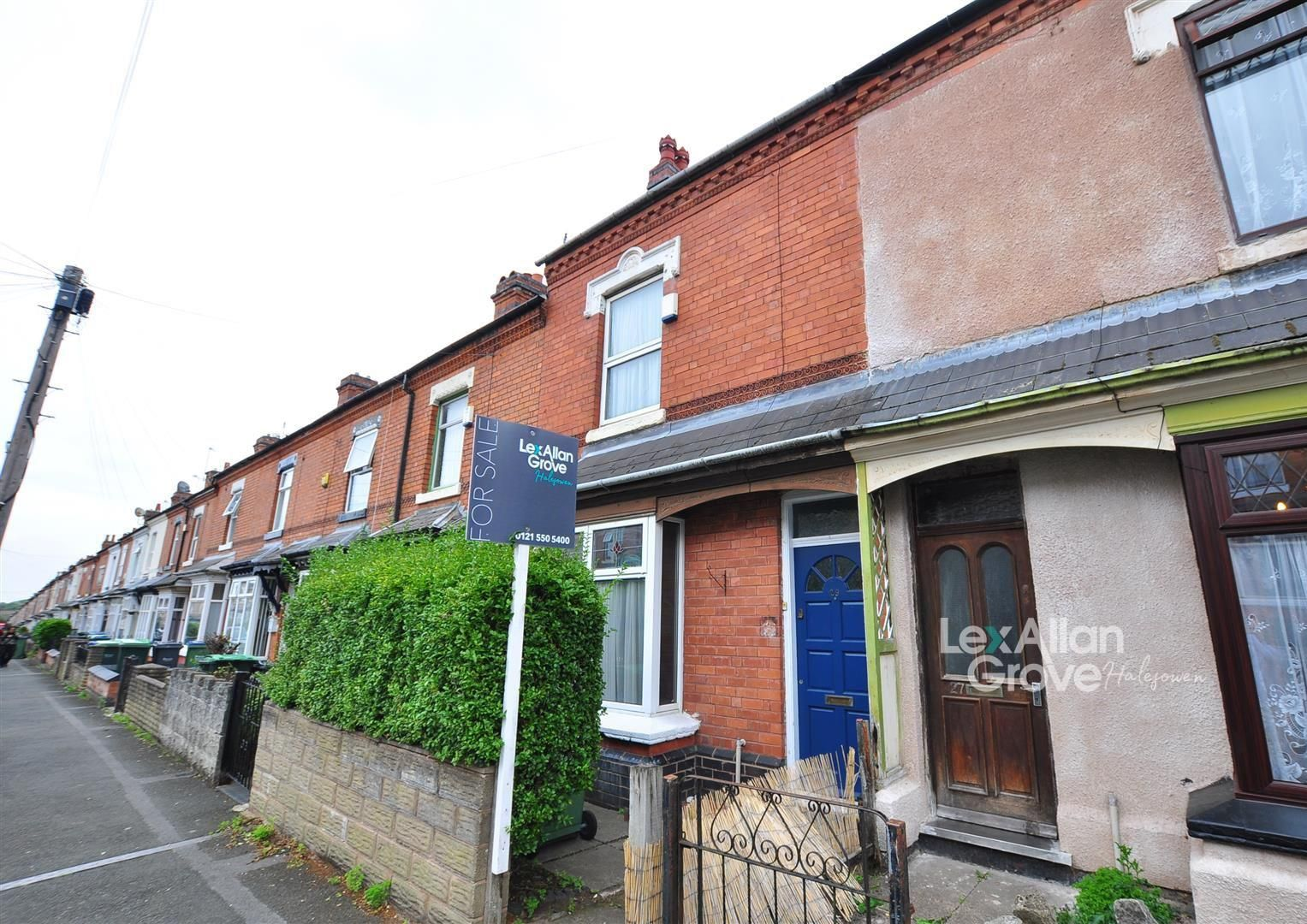 2 bed terraced for sale, B67