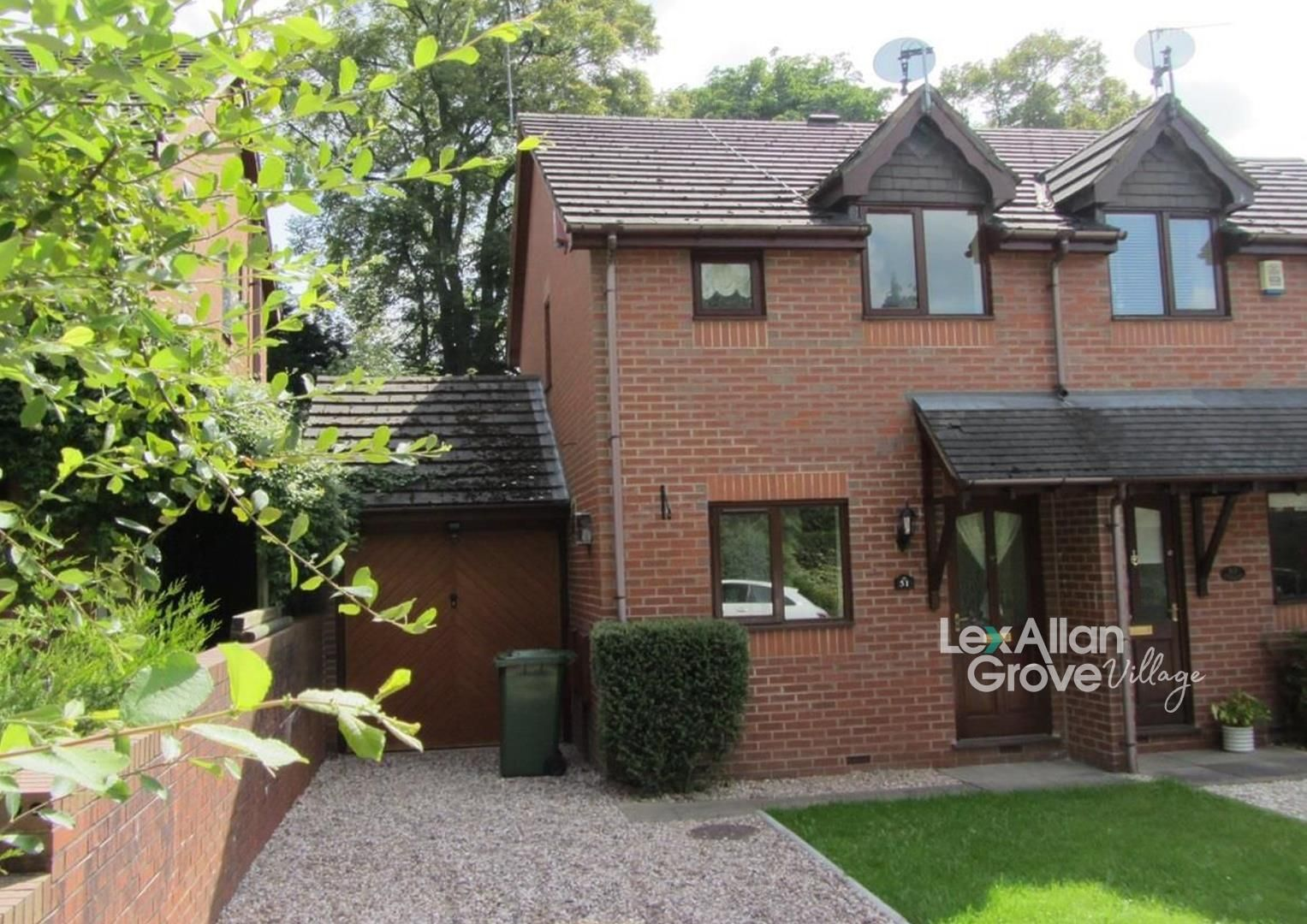 2 bed semi-detached for sale in Blakedown, DY10