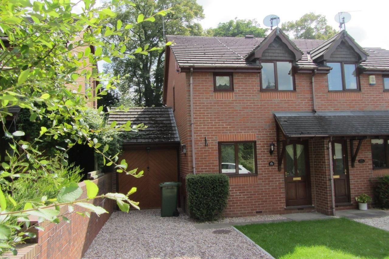 2 bed semi-detached for sale in Blakedown 11