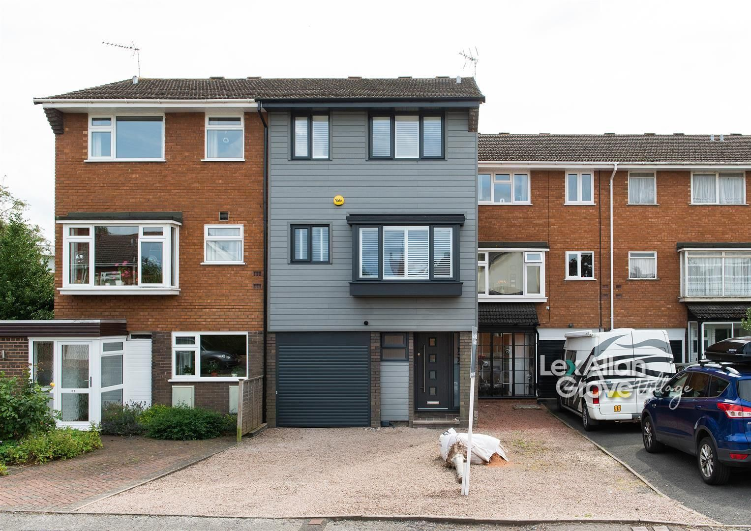 3 bed town-house for sale in Hagley, DY9