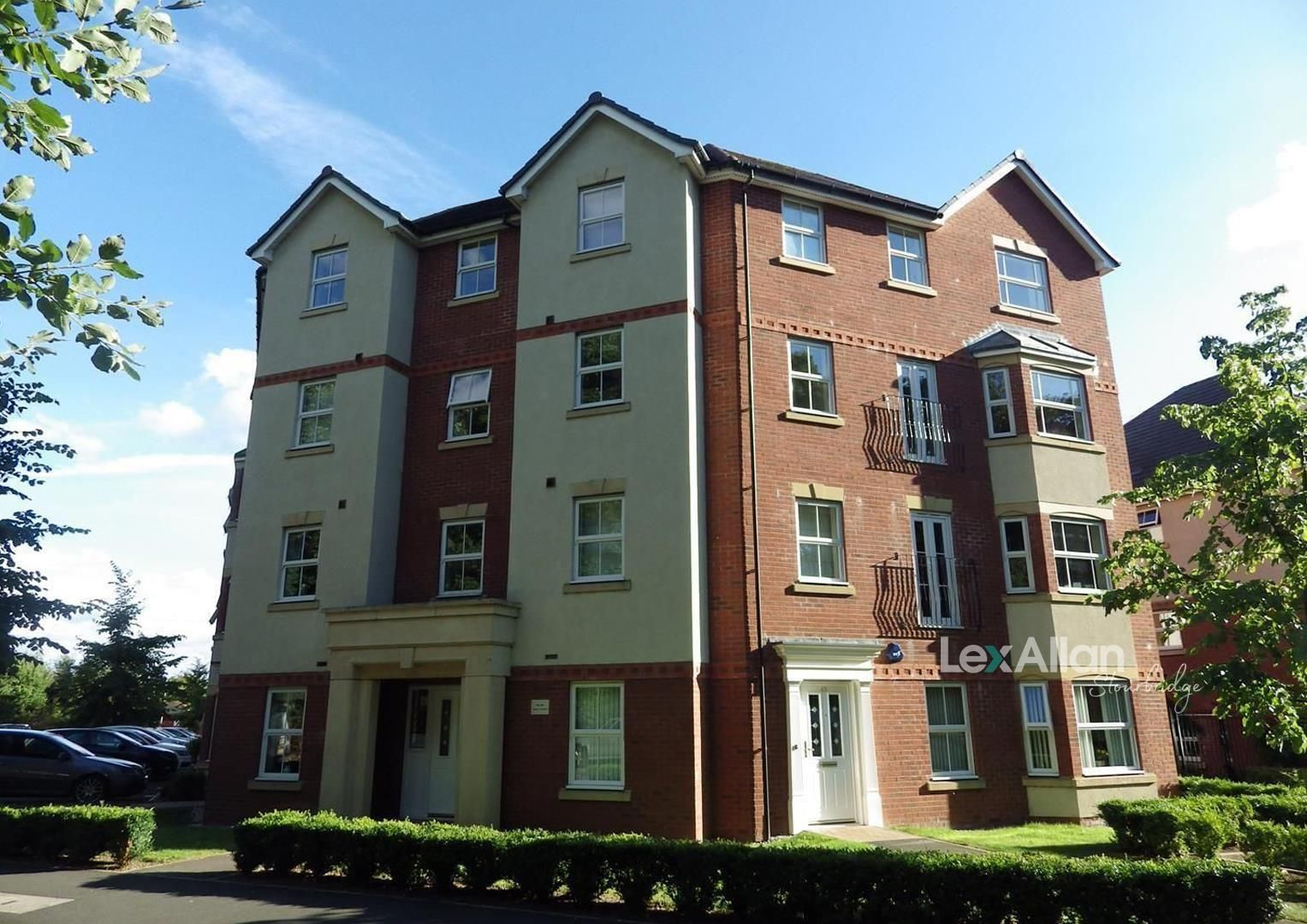 2 bed apartment for sale in Amblecote, DY8