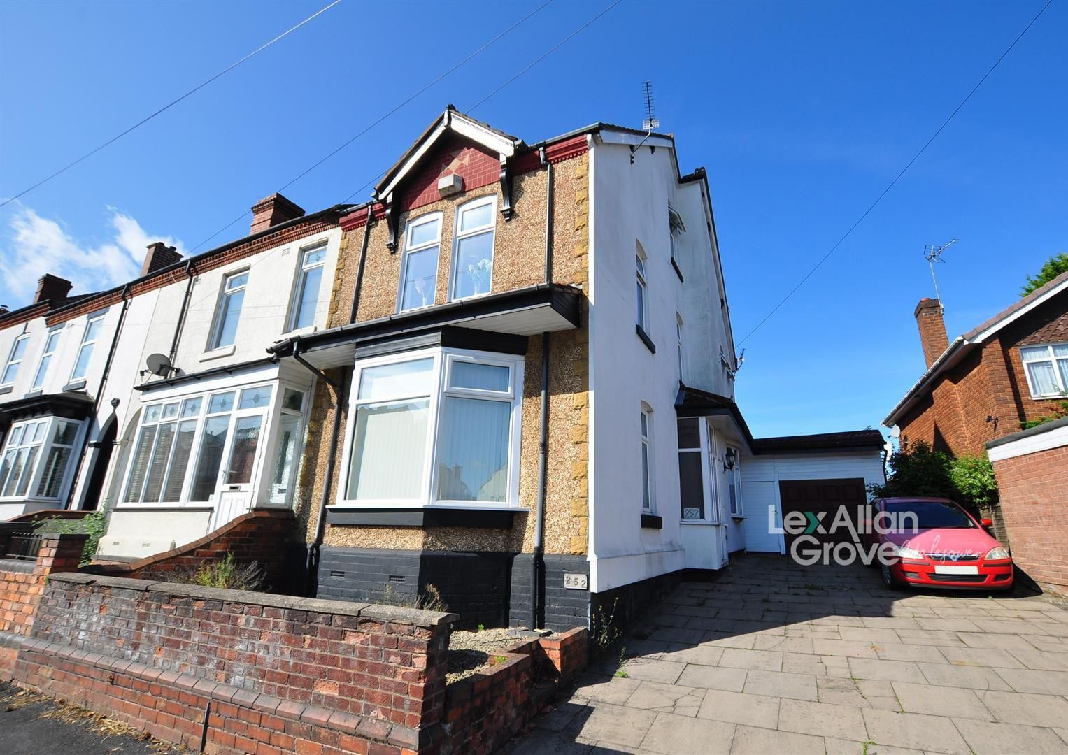 5 bed end-of-terrace for sale, B62