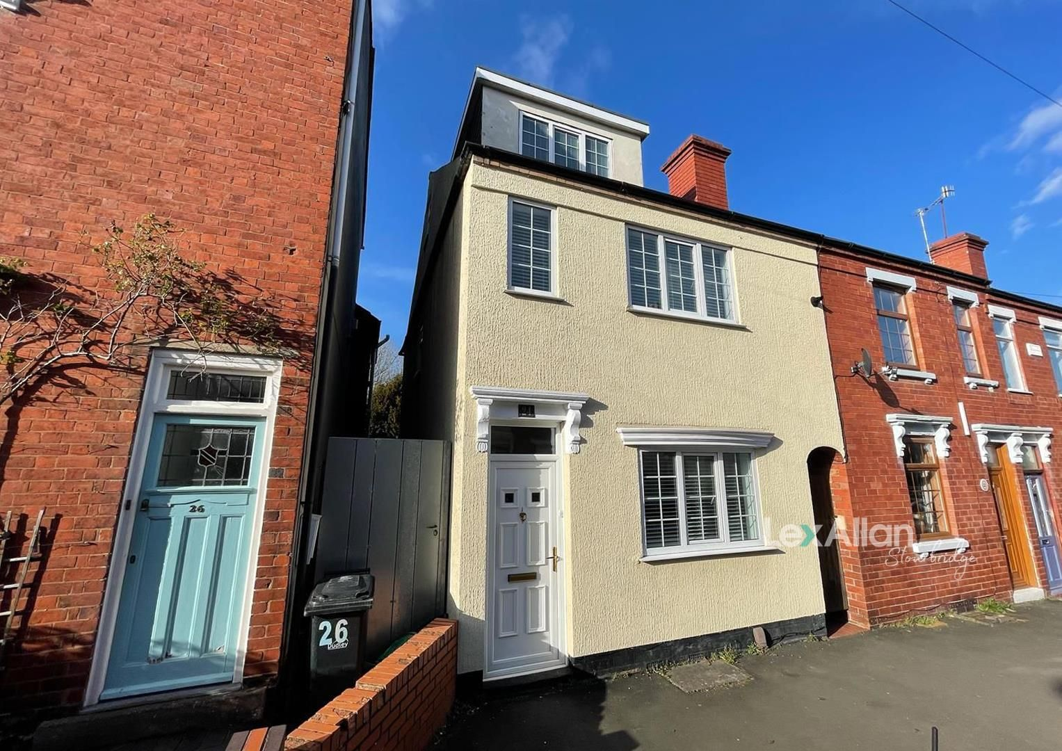 4 bed end-of-terrace for sale in Old Quarter, DY8
