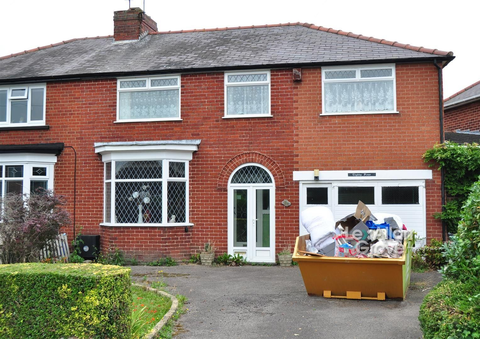 4 bed semi-detached for sale, B63