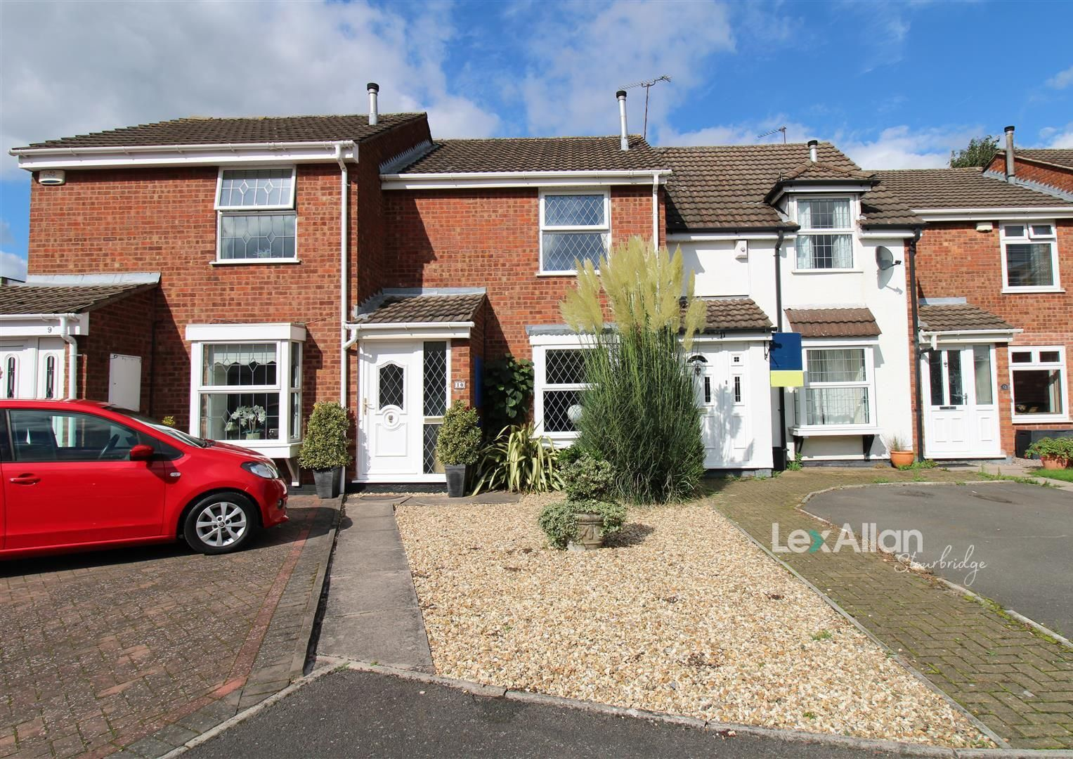 2 bed terraced for sale, DY5