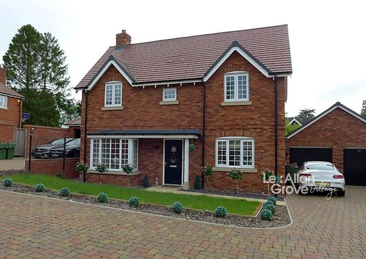 3 bed detached for sale in Hagley
