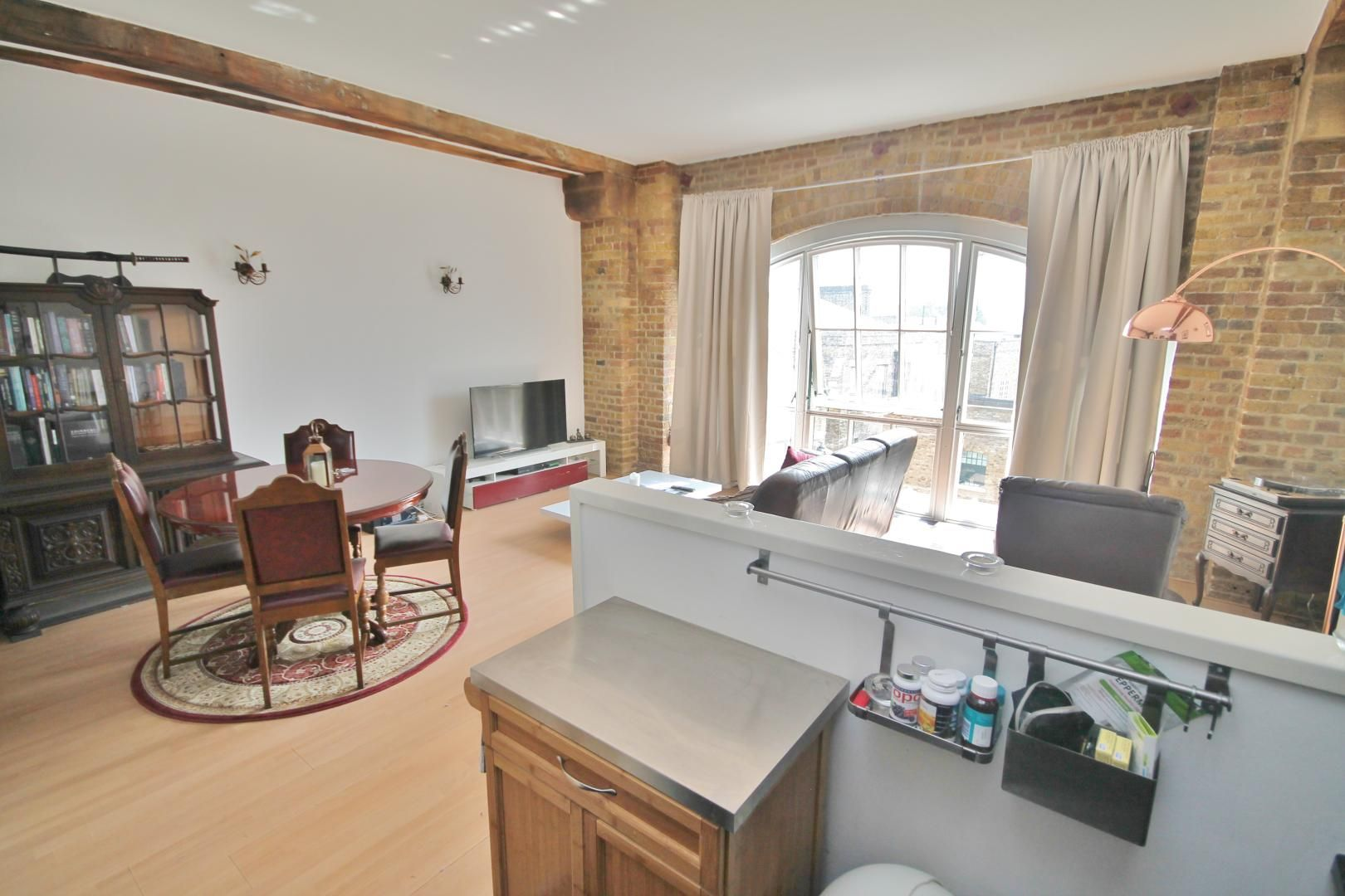 1 bed flat for sale in Plate House  - Property Image 1