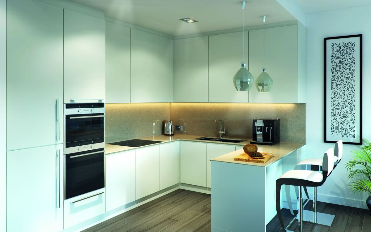 2 bed flat to rent in Lavender Place, E1