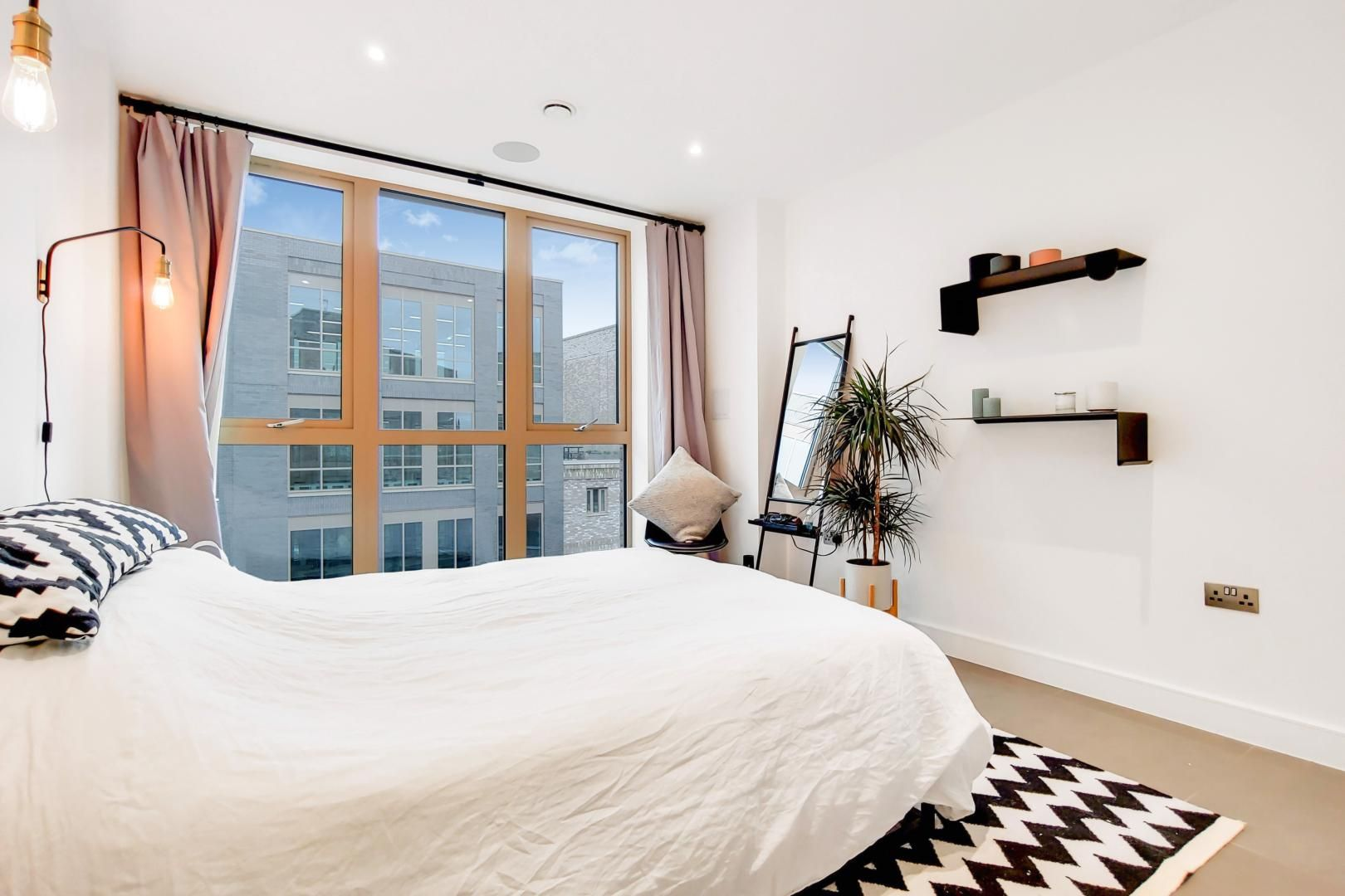 1 bed flat for sale in Bagel Factory, E9