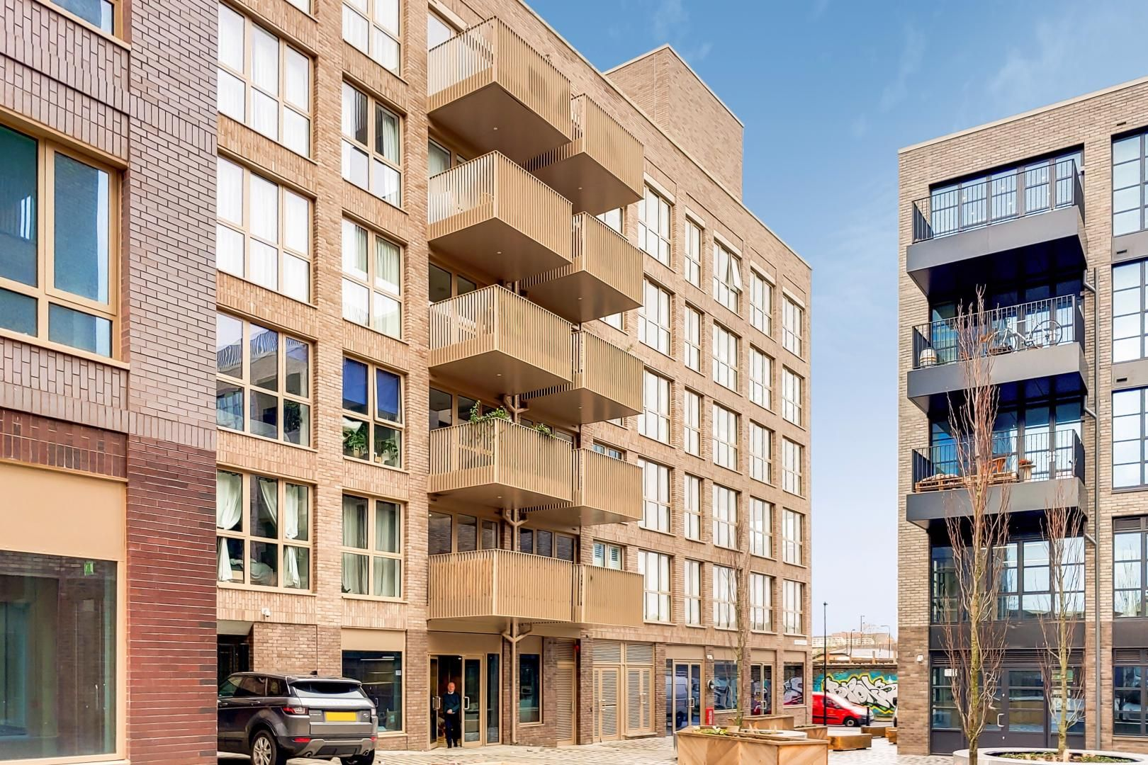 1 bed flat for sale in Bagel Factory  - Property Image 13