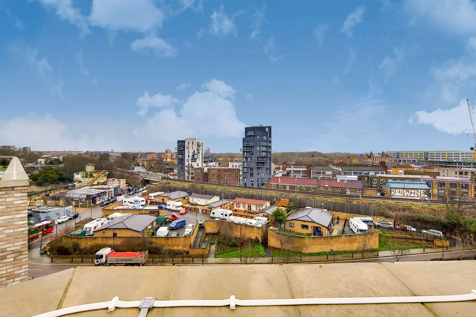 1 bed flat for sale in Bagel Factory  - Property Image 7