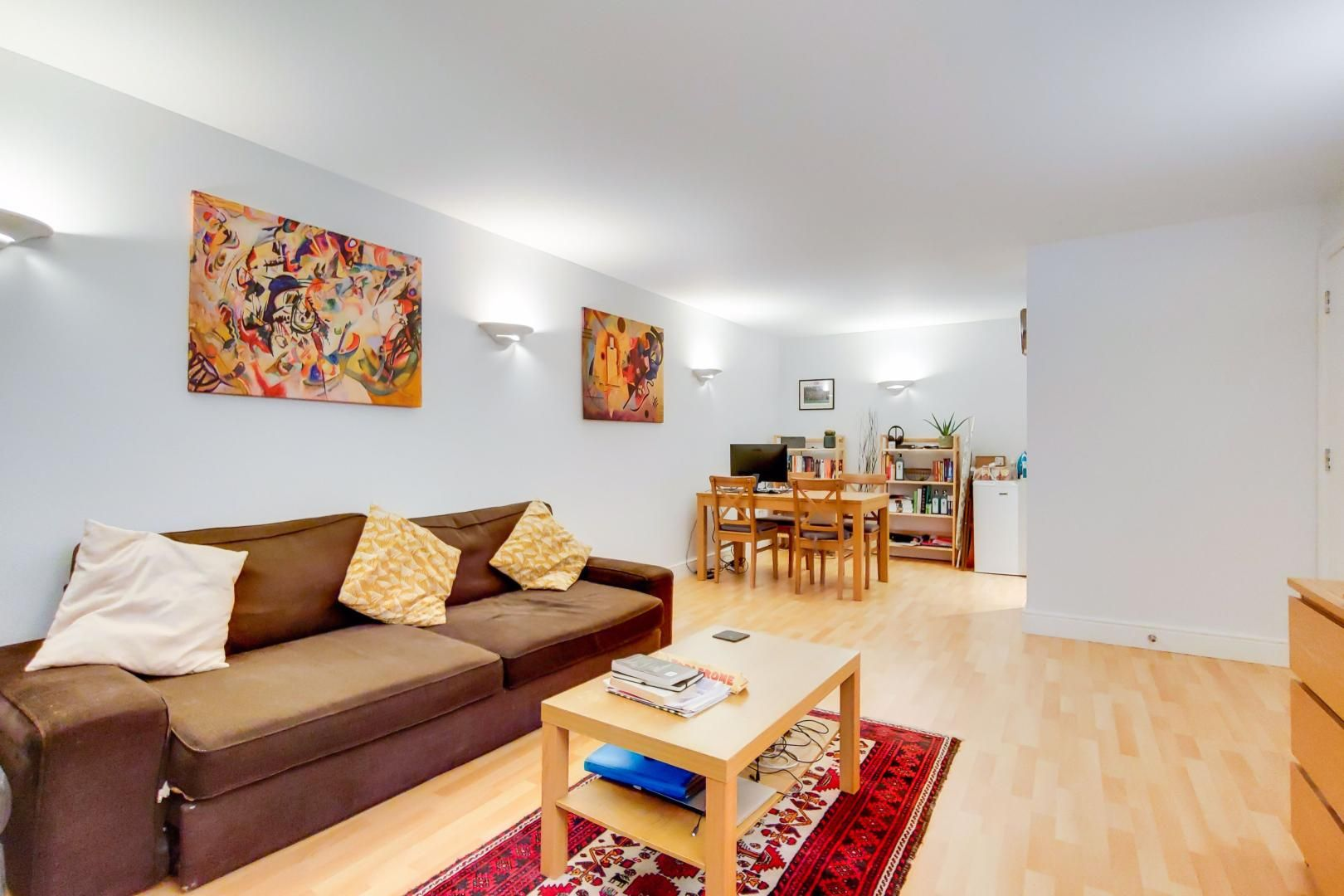 2 bed flat for sale in Naylor Building West - Property Image 1
