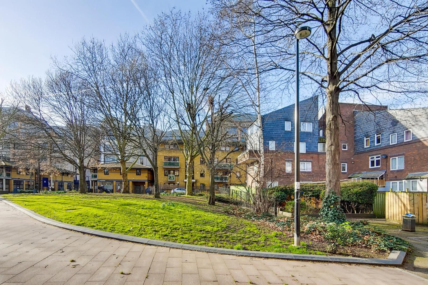 1 bed flat for sale in Swan Passage, E1
