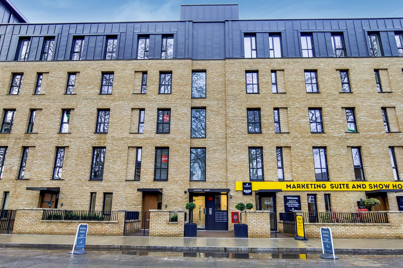 1 bed flat to rent in New North Road  - Property Image 1