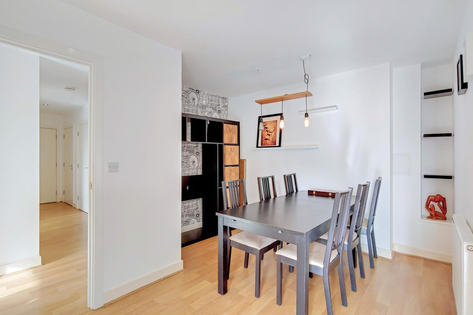 3 bed flat to rent in Goodchild Road  - Property Image 2