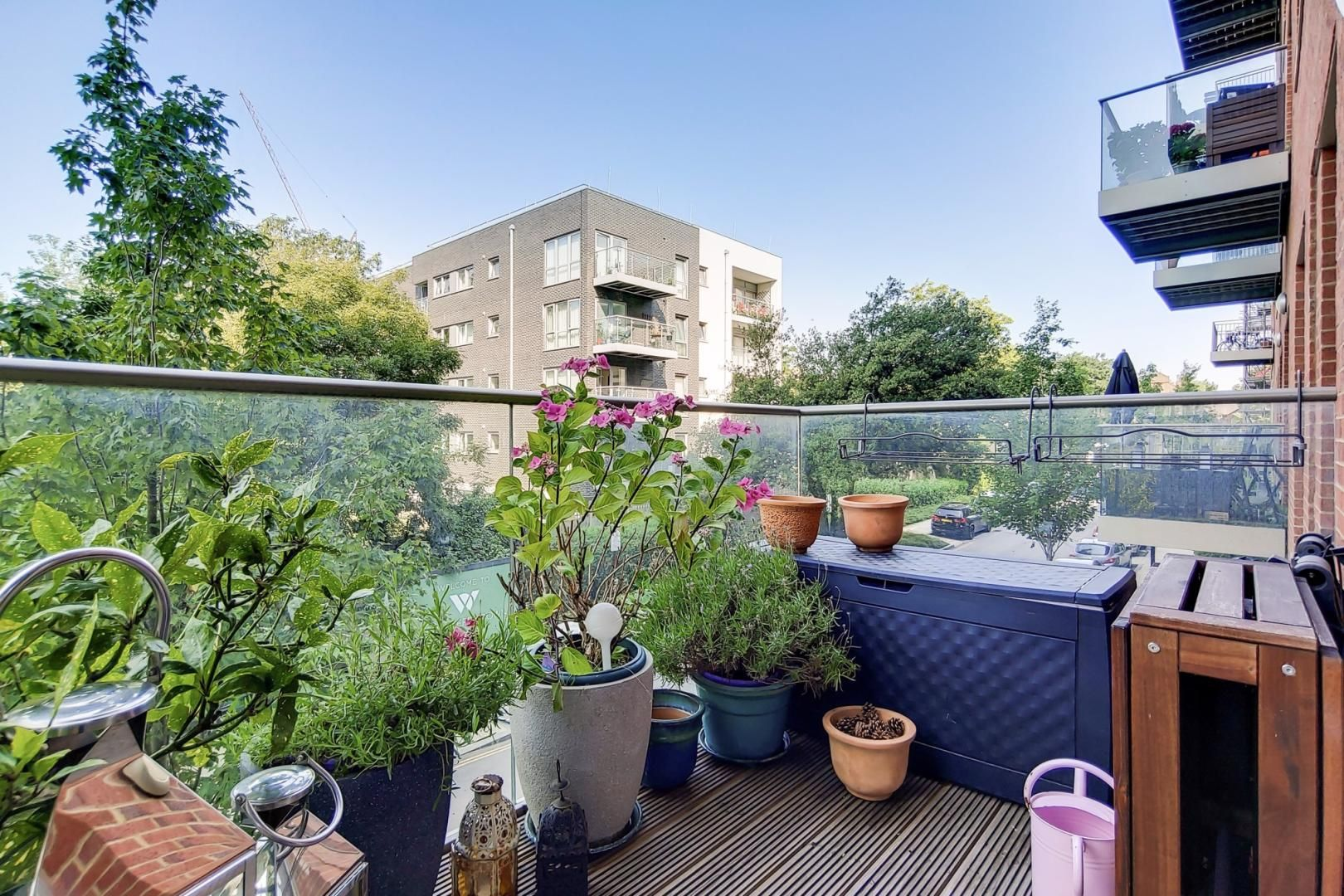 1 bed flat for sale in Mulberry Apartments, N4