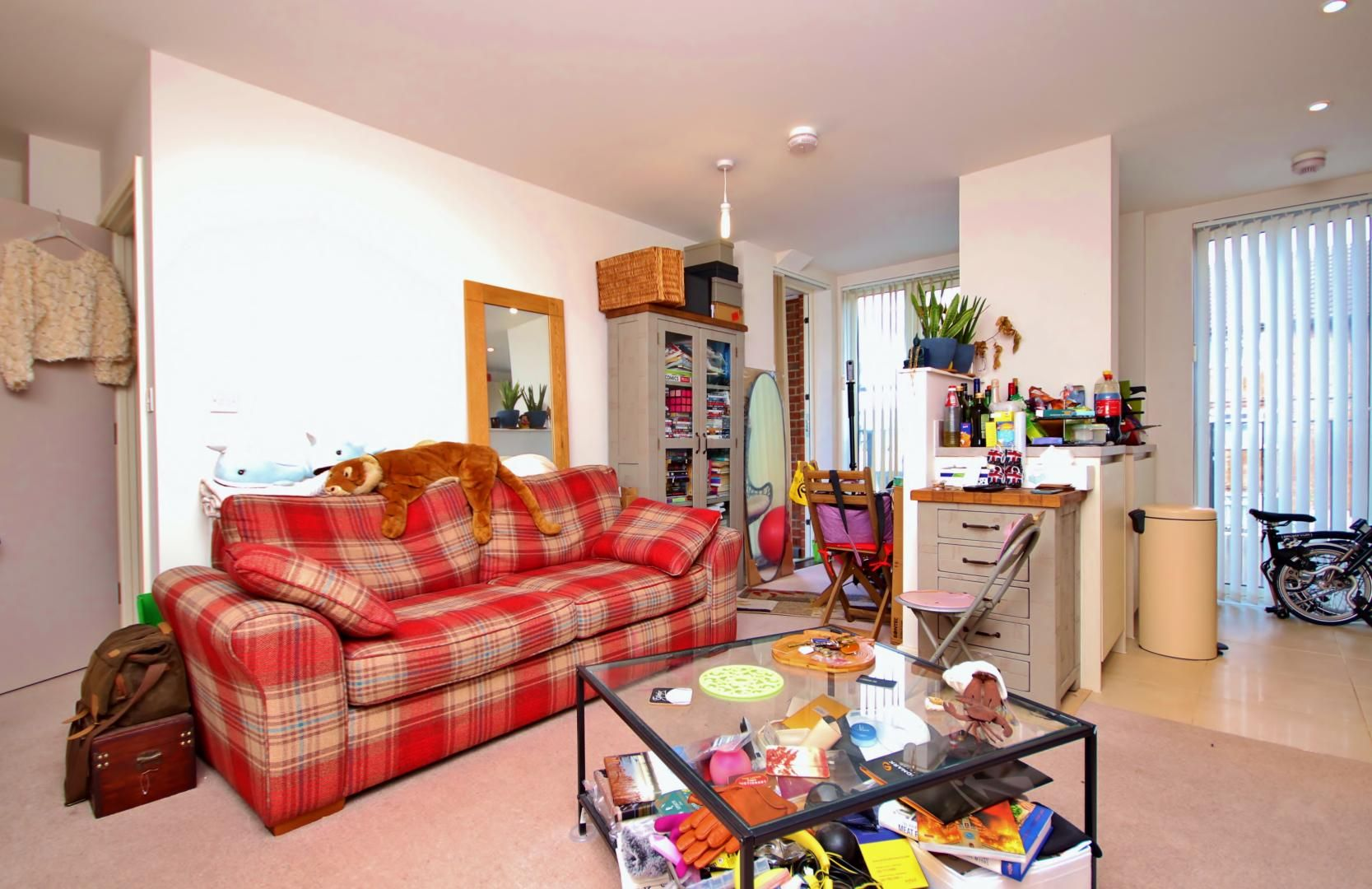 1 bed flat for sale in Florian Court, E16