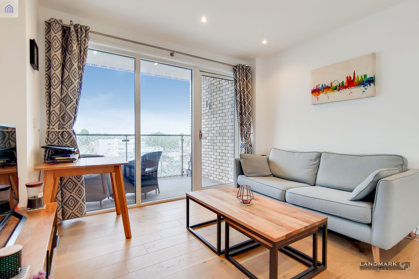 1 bed flat for sale in Mogul Building  - Property Image 1