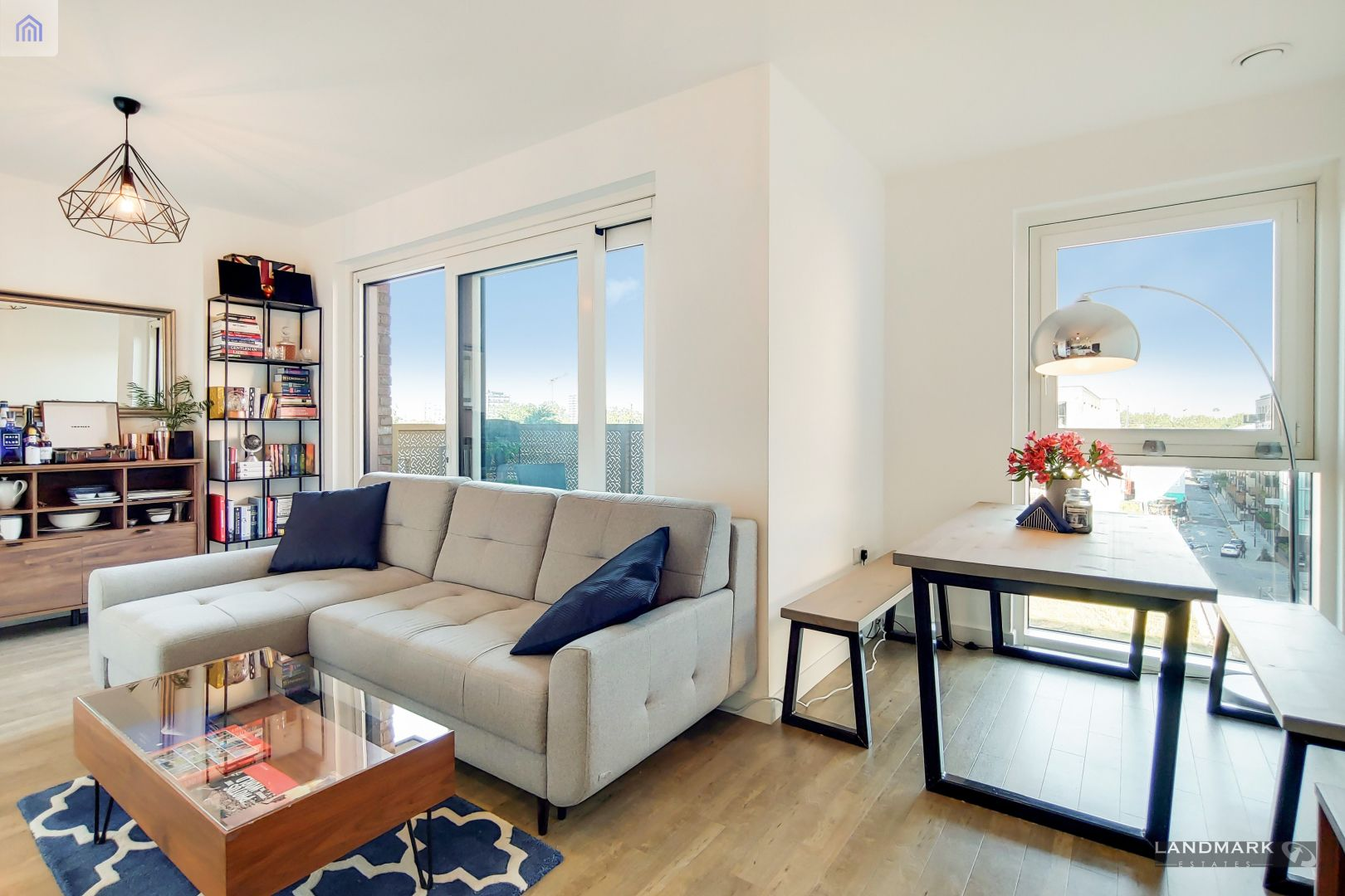 2 bed flat for sale in Nyland Court  - Property Image 1
