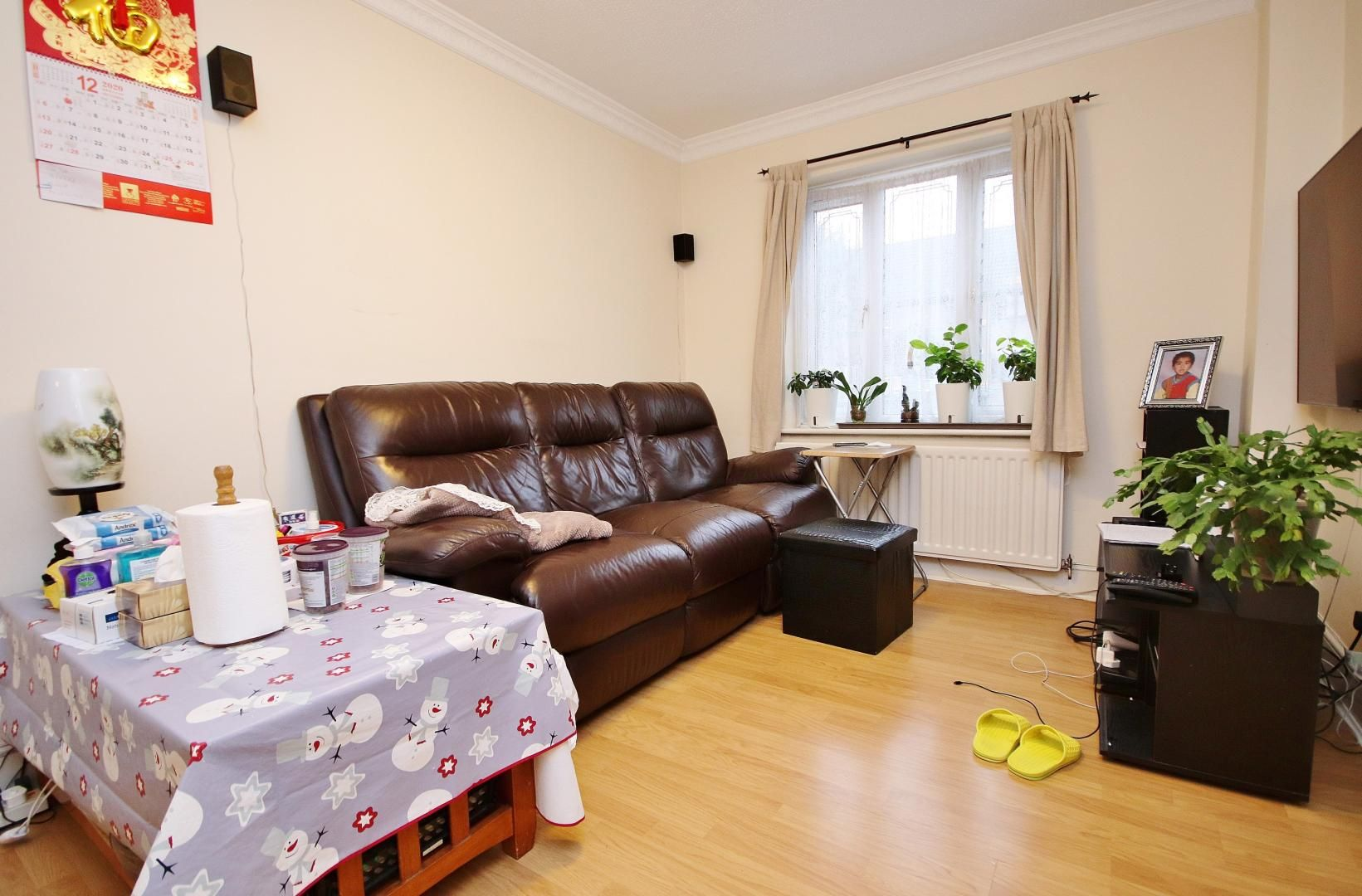 3 bed house for sale in Bracken Close, E6