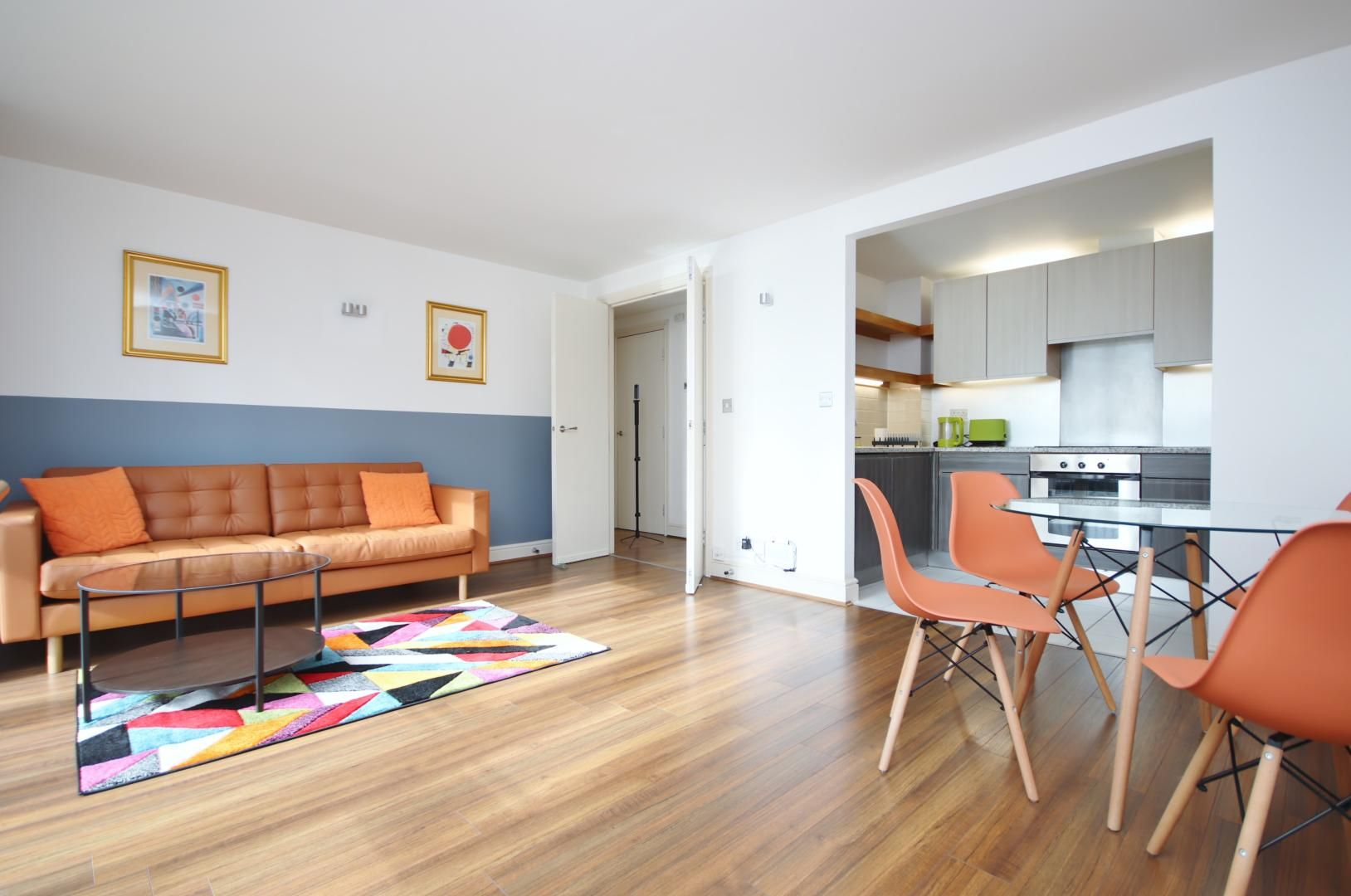 1 bed flat to rent in Franklin Building  - Property Image 3