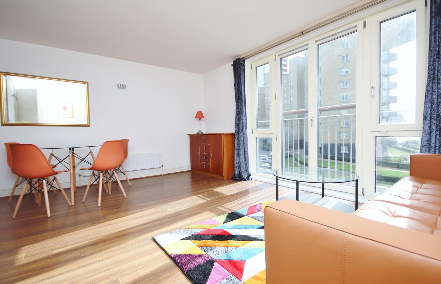 1 bed flat to rent in Franklin Building  - Property Image 4