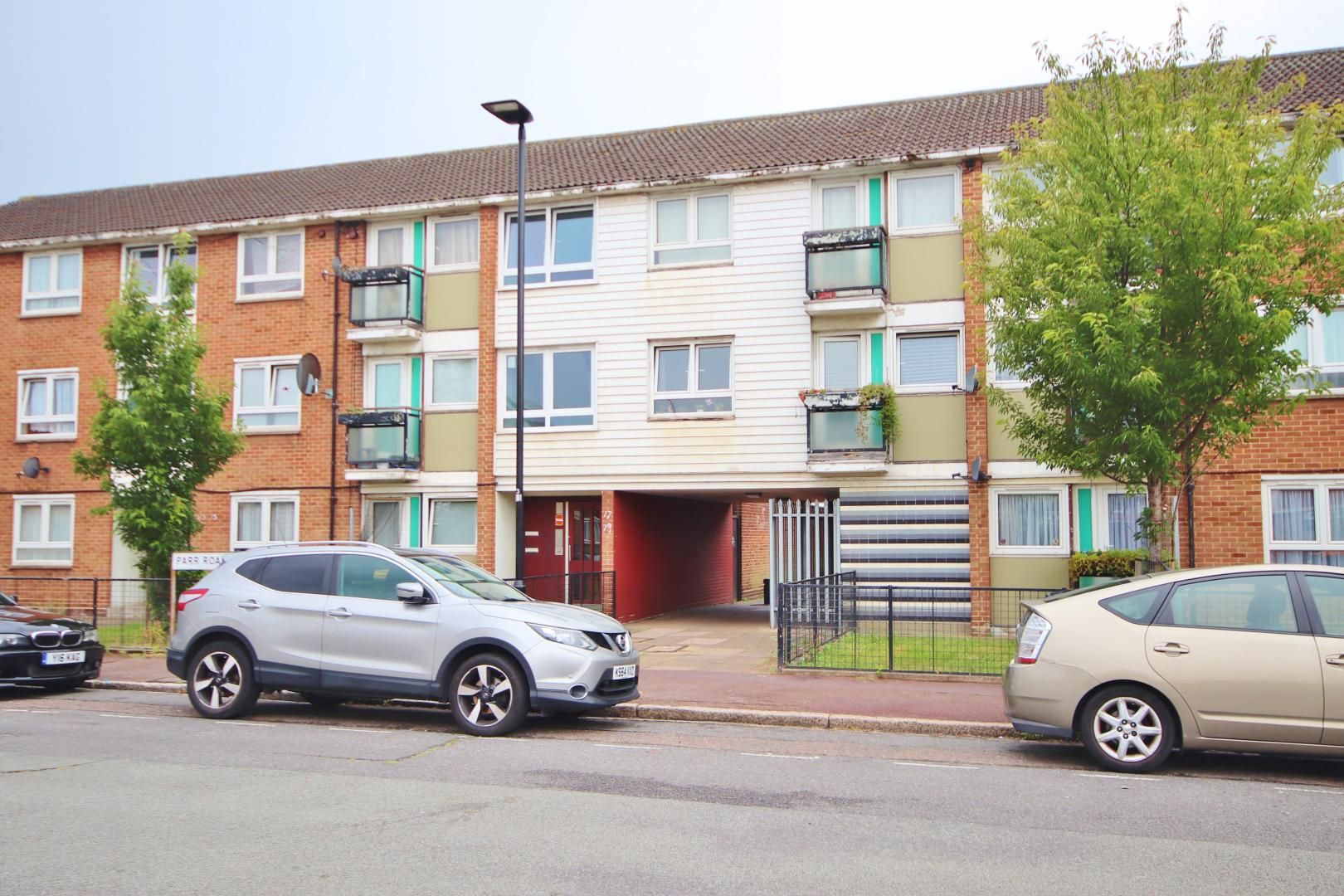 1 bed flat to rent in Parr Road, E6
