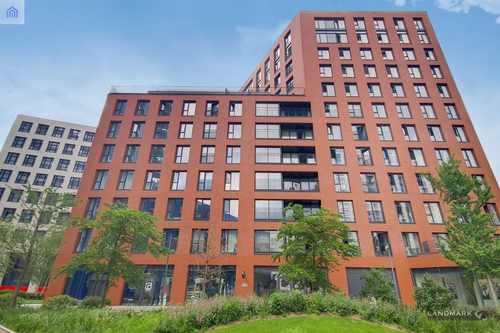 2 bed flat for sale in Java House, E14