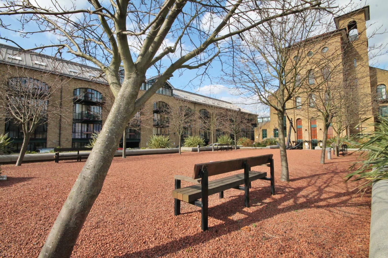 1 bed flat to rent in Brunel House  - Property Image 9