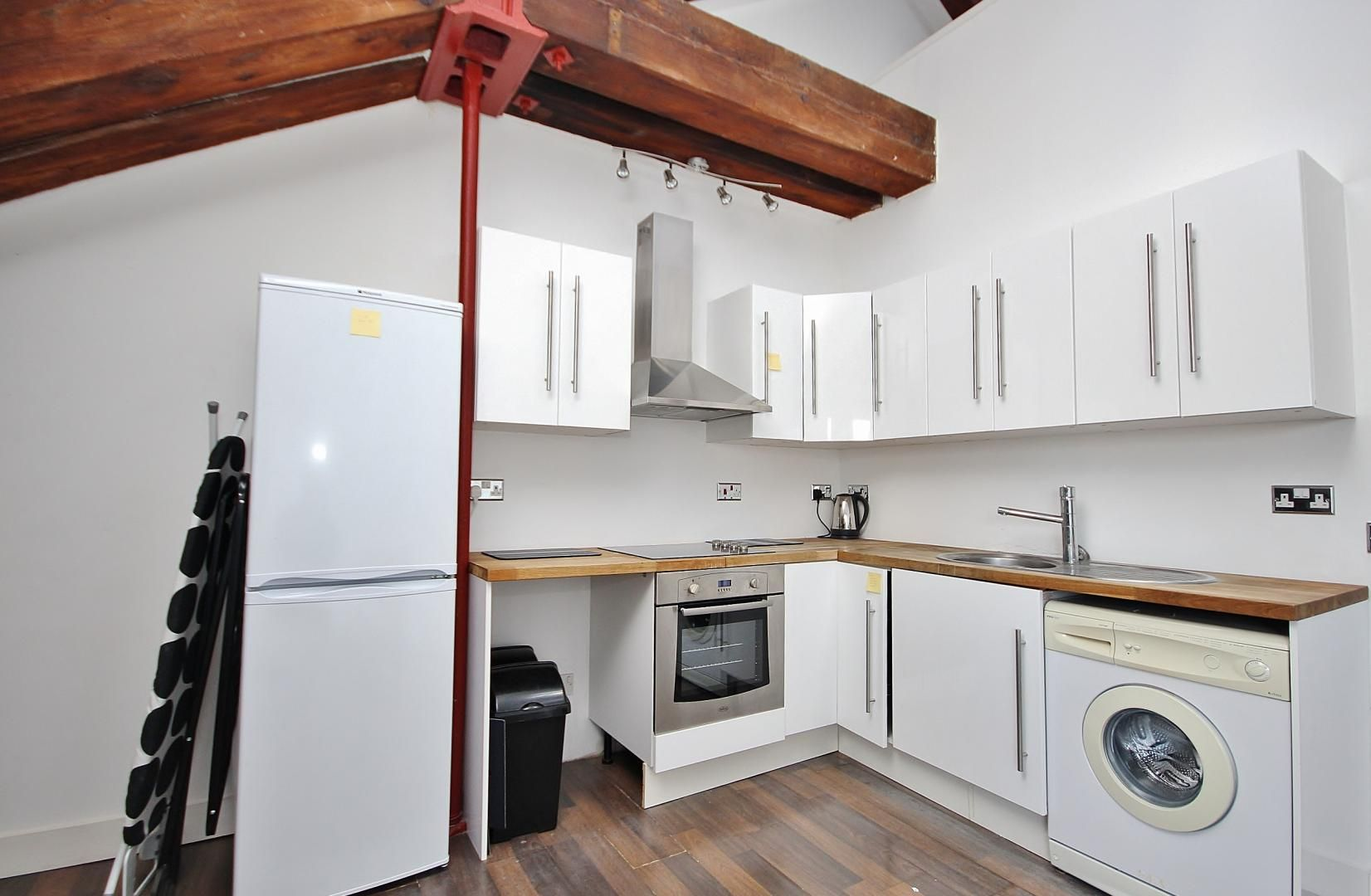 1 bed  to rent in Plate House, E14