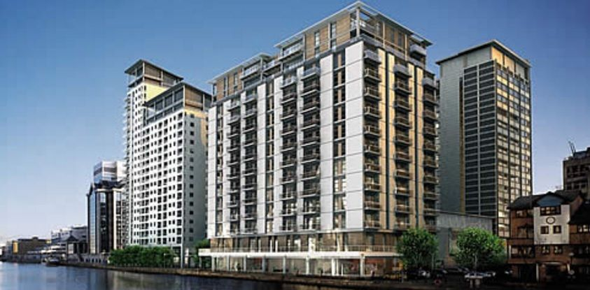2 bed flat for sale in Millharbour, E14