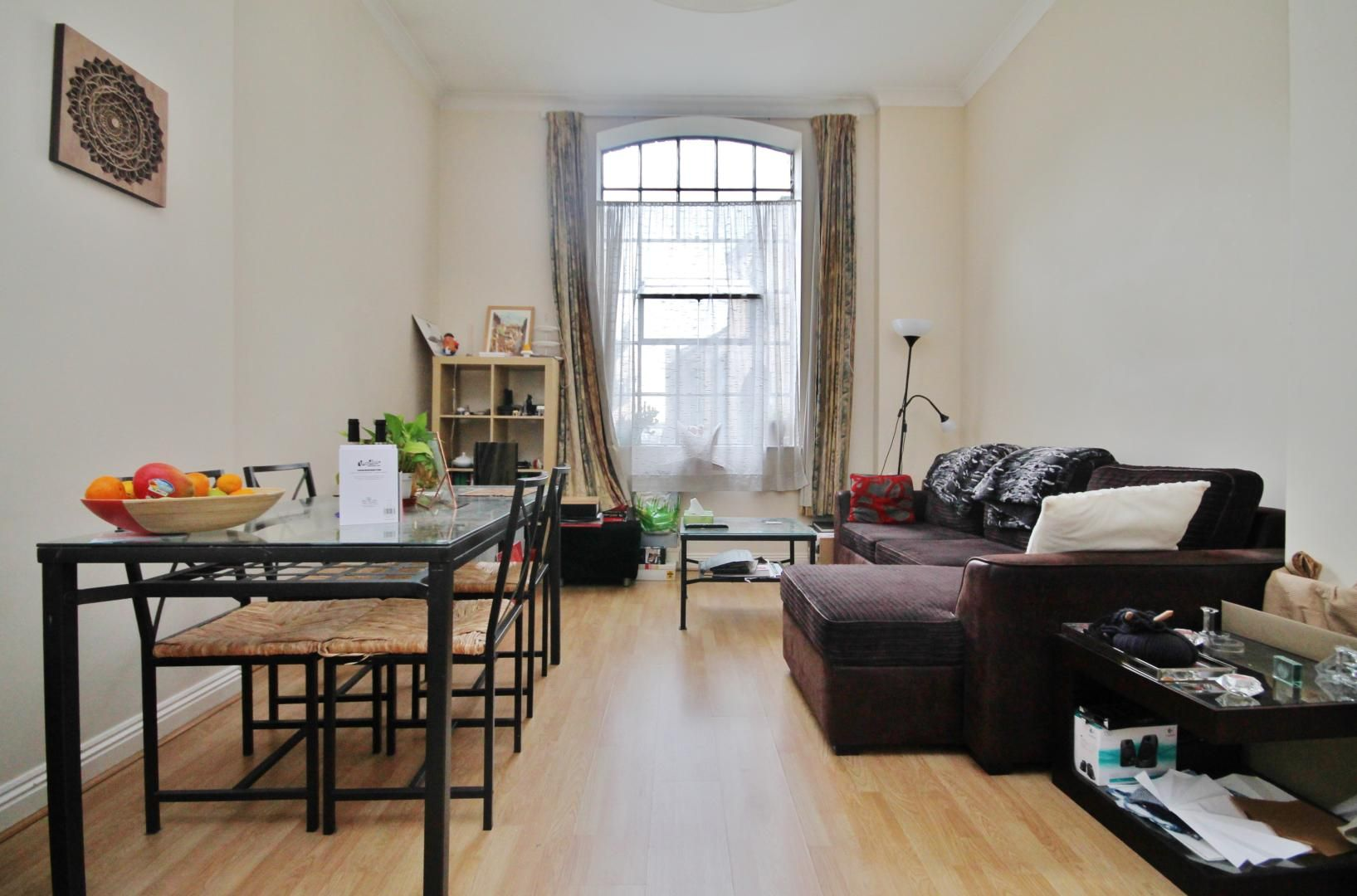 1 bed flat to rent in Riverway House, E14