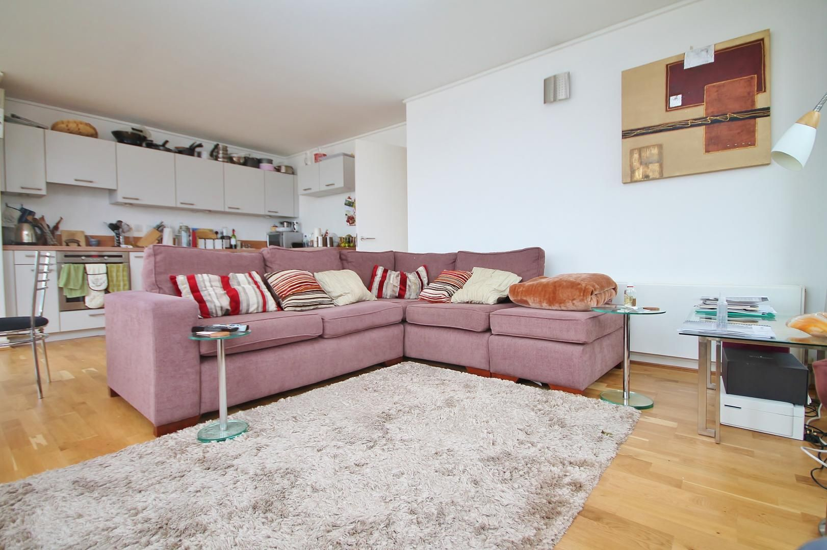 2 bed flat for sale in John Harrison Way, SE10