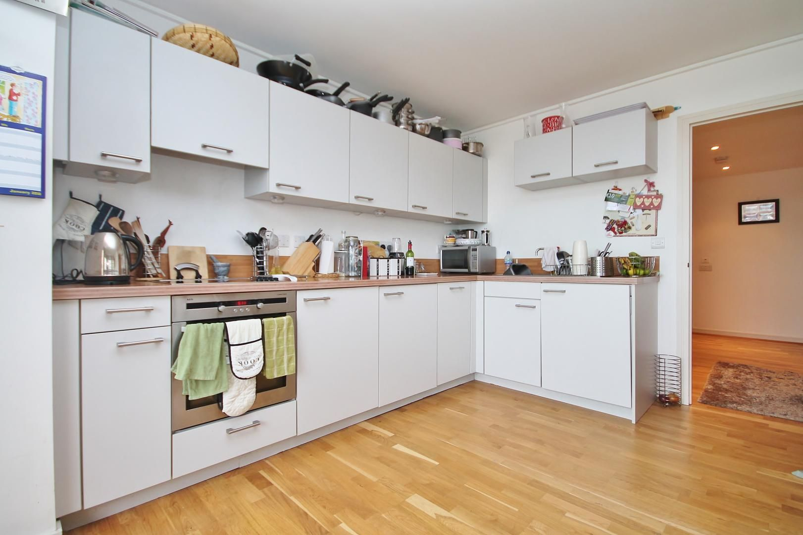2 bed flat for sale in John Harrison Way  - Property Image 2