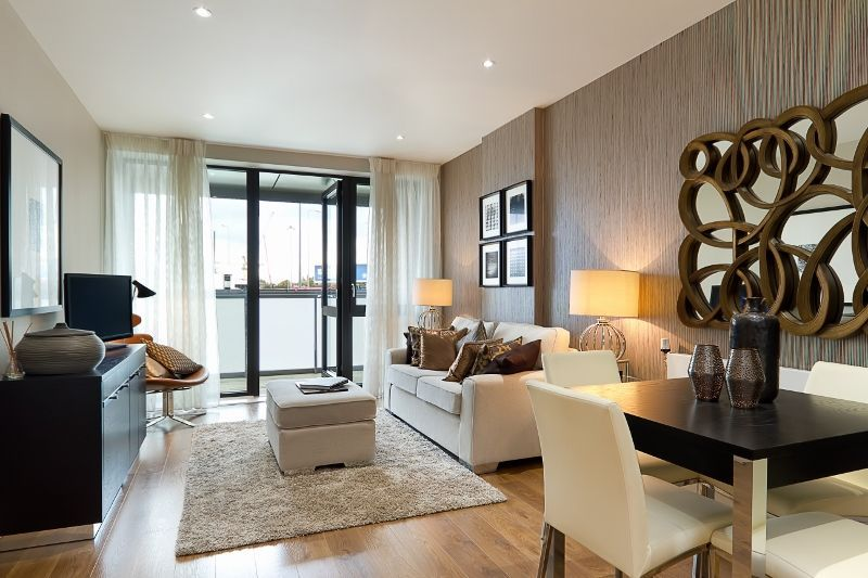 2 bed flat for sale in Aberfeldy Village, E14  - Property Image 1